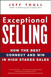 Exceptional Selling book summary