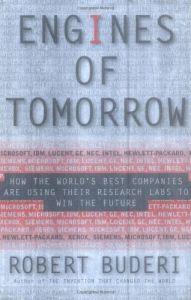 Engines of Tomorrow book summary