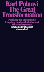 The Great Transformation Buchzusammenfassung