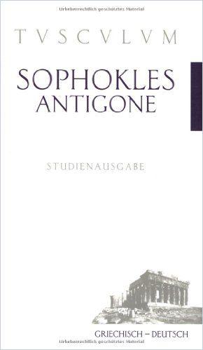 Image of: Antigone