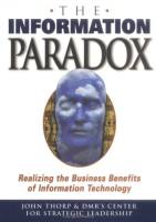 PDF THE JOHN THORP INFORMATION PARADOX