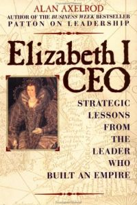 Elizabeth I CEO book summary