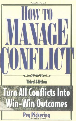 Image of: How to Manage Conflict