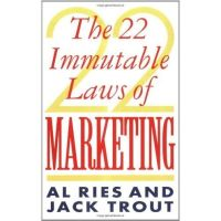 The 22 Immutable Laws of Marketing book summary