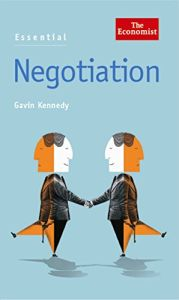 Essential Negotiation book summary
