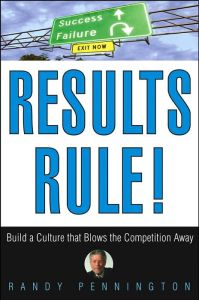 Results Rule! book summary