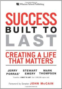 Success Built to Last book summary