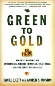 Green to Gold book summary