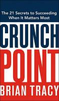 Crunch Point book summary