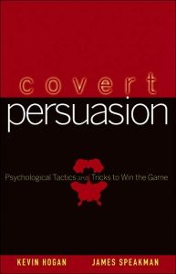 Covert Persuasion book summary