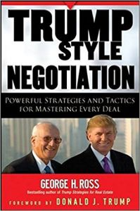 Trump Style Negotiation book summary