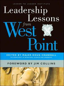 Leadership Lessons from West Point book summary