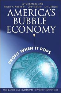 America's Bubble Economy book summary