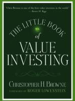 The Little Book of Value Investing book summary