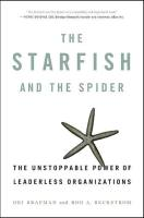 The Starfish and the Spider book summary