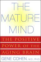The Mature Mind book summary