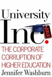 University Inc. book summary