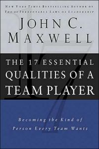 The 17 Essential Qualities of a Team Player book summary