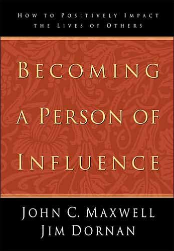 Image of: Becoming a Person of Influence