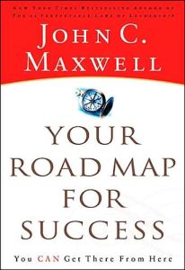 Your Road Map for Success book summary