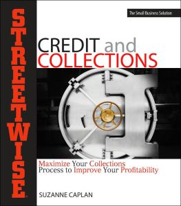 Streetwise Credit and Collections book summary