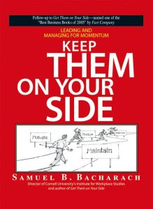 Keep Them on Your Side book summary