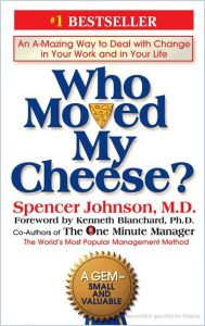 Who Moved My Cheese? book summary
