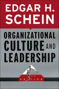 Organizational Culture and Leadership book summary