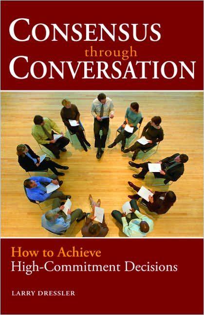 Image of: Consensus through Conversation