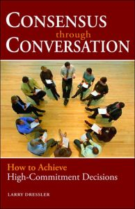 Consensus through Conversation book summary