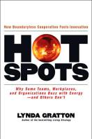 Hot Spots book summary