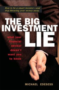The Big Investment Lie book summary