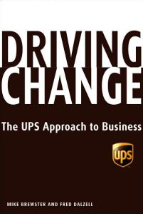Driving Change book summary