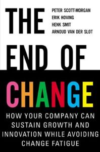 The End of Change book summary