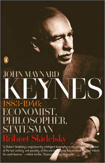 Image of: John Maynard Keynes