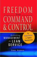 Freedom from Command & Control book summary