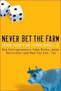 Never Bet the Farm book summary