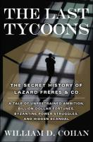 The Last Tycoons book summary
