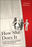 How She Does It book summary