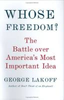Whose Freedom? book summary