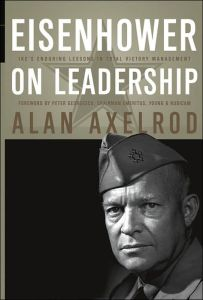 Eisenhower on Leadership book summary
