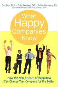 What Happy Companies Know book summary