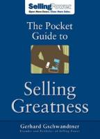 The Pocket Guide to Selling Greatness book summary