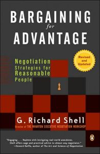 Bargaining for Advantage book summary