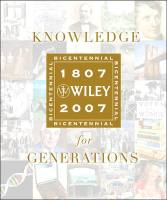 Knowledge for Generations book summary