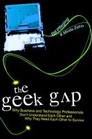 The Geek Gap book summary