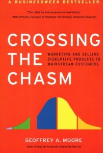 case study crossing the chasm marketing essay In this getabstract summary, you will learn: how marketing high-technology products differs from other types of marketing and how high-tech firms can cross the chasm from insider, early adopters to a mass market.