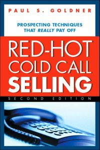 Red-Hot Cold Call Selling book summary