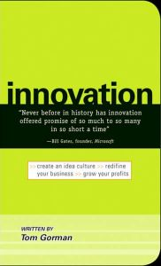 Innovation book summary