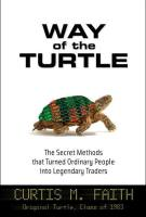 Way of the Turtle book summary